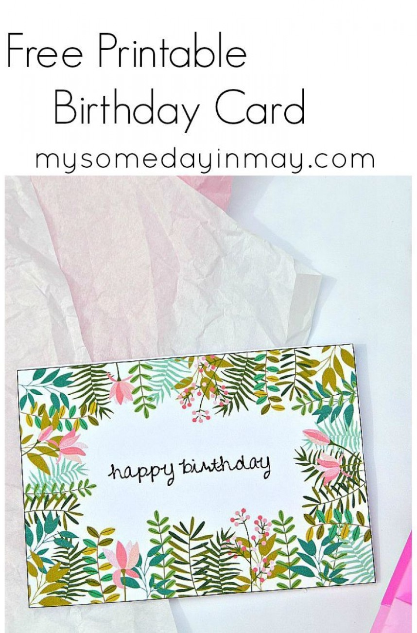 005 Free Birthday Card Templates Template Fantastic Ideas For Wife - Free Printable Cards No Download Required