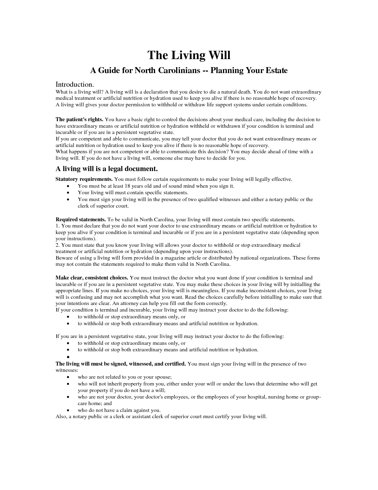011 Free Living Will Forms To Print Template Sample Form Templates - Free Printable Living Will Forms Washington State