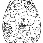 10 Cool Free Printable Easter Coloring Pages For Kids Who've Moved   Free Printable Easter Drawings