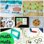 100 Free Playdough Mats   Playdough To Plato   Alphabet Playdough Mats Free Printable
