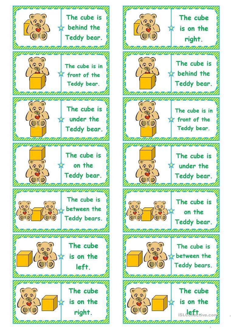 139 Free Esl Memory Game Worksheets - Free Printable Memory Exercises