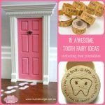 15 Awesome Tooth Fairy Ideas & Free Printables   Mum's Lounge   Tooth Fairy Stationery Free Printable