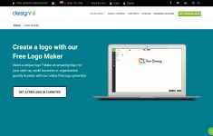 15 Best Free Online Logo Makers & Generators – Websitesetup – Free Printable Logo Maker