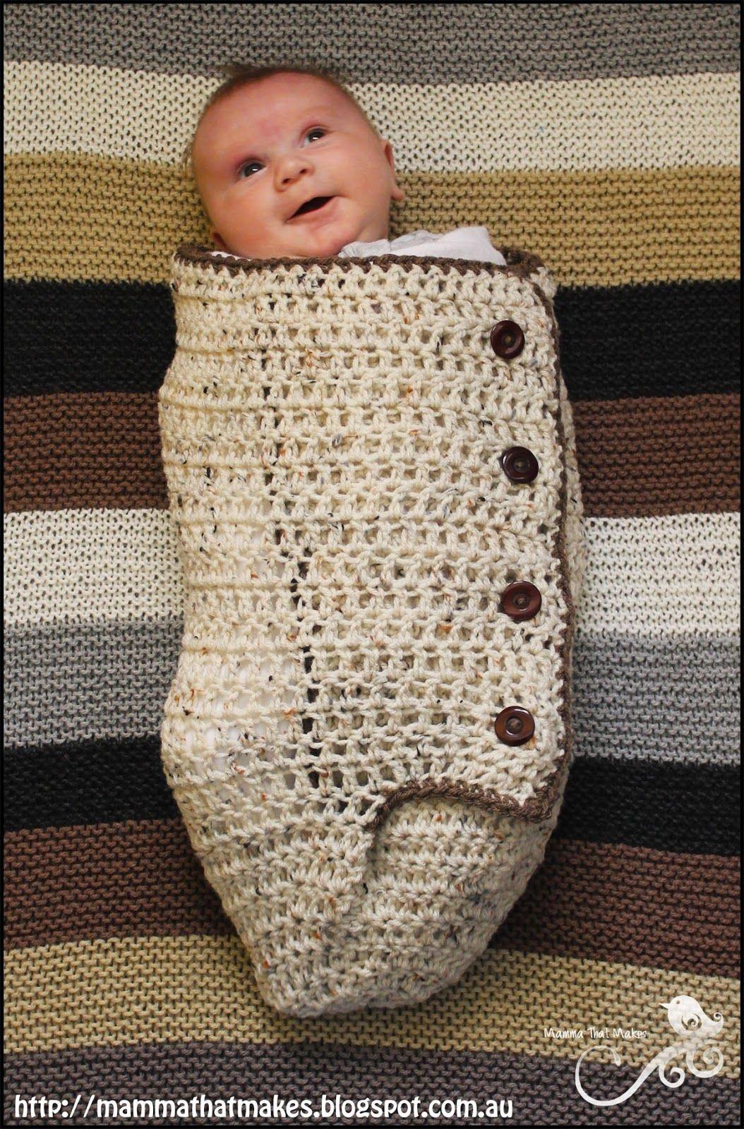 15 Gorgeous Baby Cocoon Patterns   Crochet   Newborn Crochet - Free Printable Crochet Patterns For Baby Cocoons