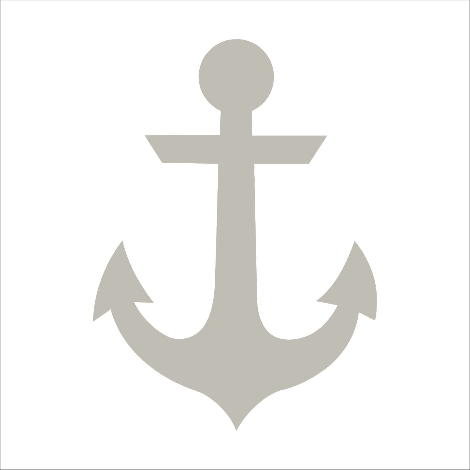 24 Images Of Ship Anchor Template Printable Eucotech Com Ripping - Free Printable Anchor Template