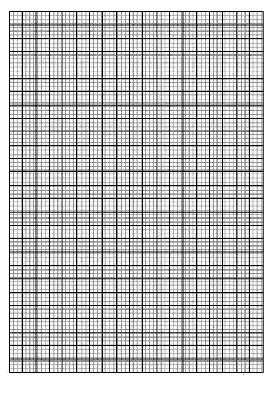 30+ Free Printable Graph Paper Templates (Word, Pdf) ᐅ Template Lab - Free Printable Squared Paper