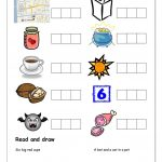 32 Free Esl Cvc Worksheets   Free Printable Cvc Worksheets