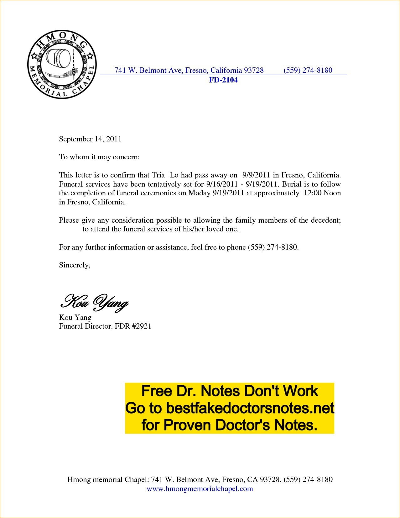 4 Easy Ways To Use A Printable Fake Doctors Note - Printable Fake Doctors Notes Free