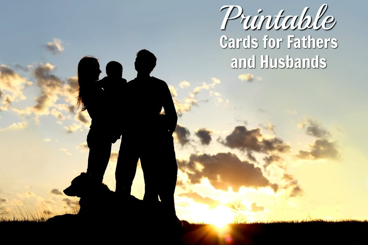 6 Free Printable Birthday Cards For Husbands - Free Printable Birthday Cards For Husband