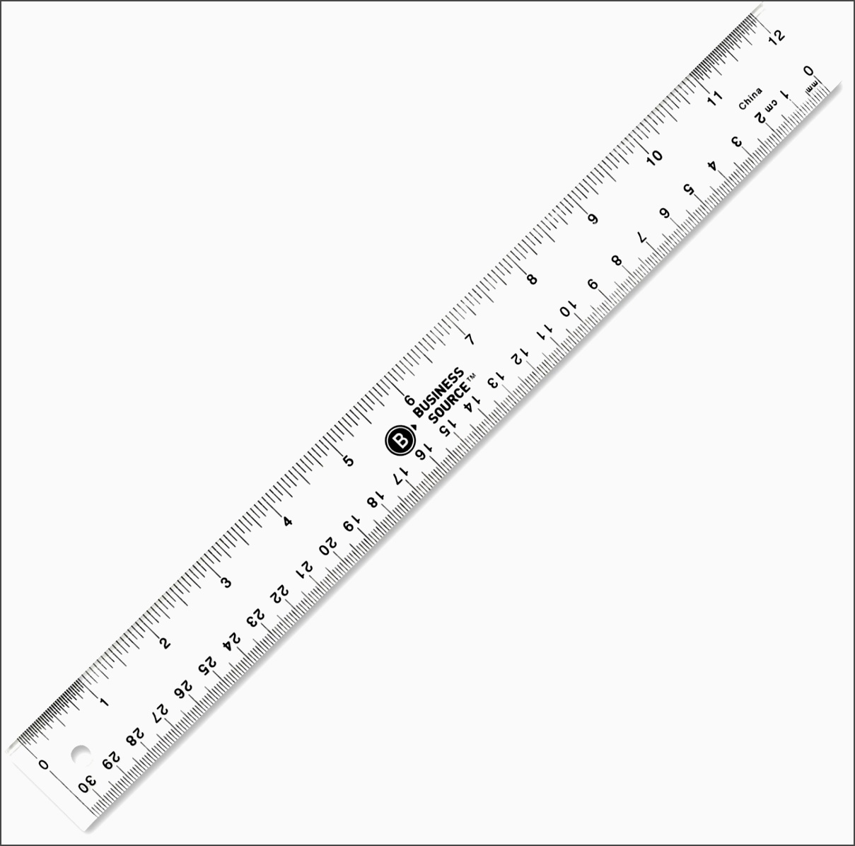 ruler with cm and inches printabl ...