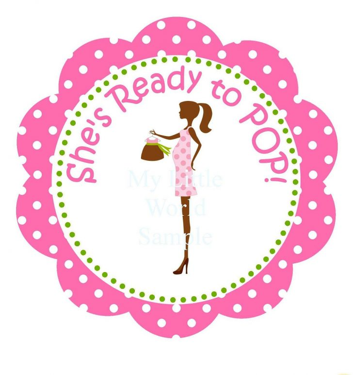 Free Printable Ready To Pop Labels