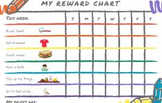 8 Of The Best Free Printable Kids Chore Charts ~ The Organizer Uk – Free Printable Toddler Chore Chart