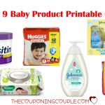 9 Baby Product Printable Coupons ~ Over $15.50 In Savings!   Free Printable Coupons For Baby Diapers