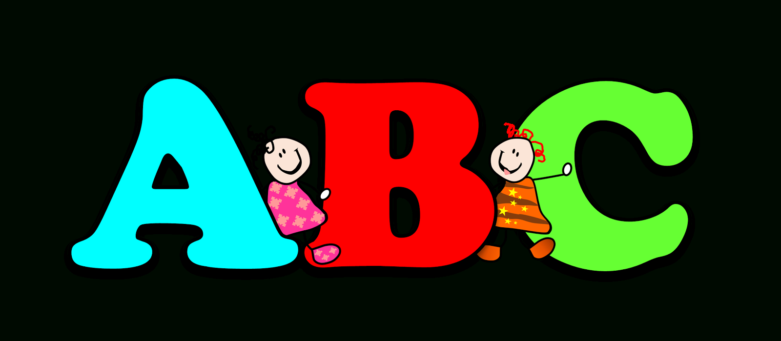Alphabet Clipart | Free Download Best Alphabet Clipart On Clipartmag - Free Printable 3D Letters