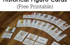 Ancient Greece Historical Figure Cards – Researchparent – Free Printable Timeline Figures