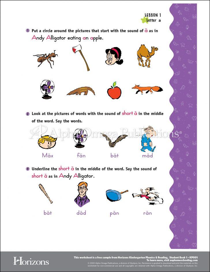 Free Homeschool Printable Worksheets