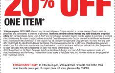 Autozone Coupon | Printable Coupons | Printable Vouchers, Printable – Free Printable Coupons For Dsw Shoes