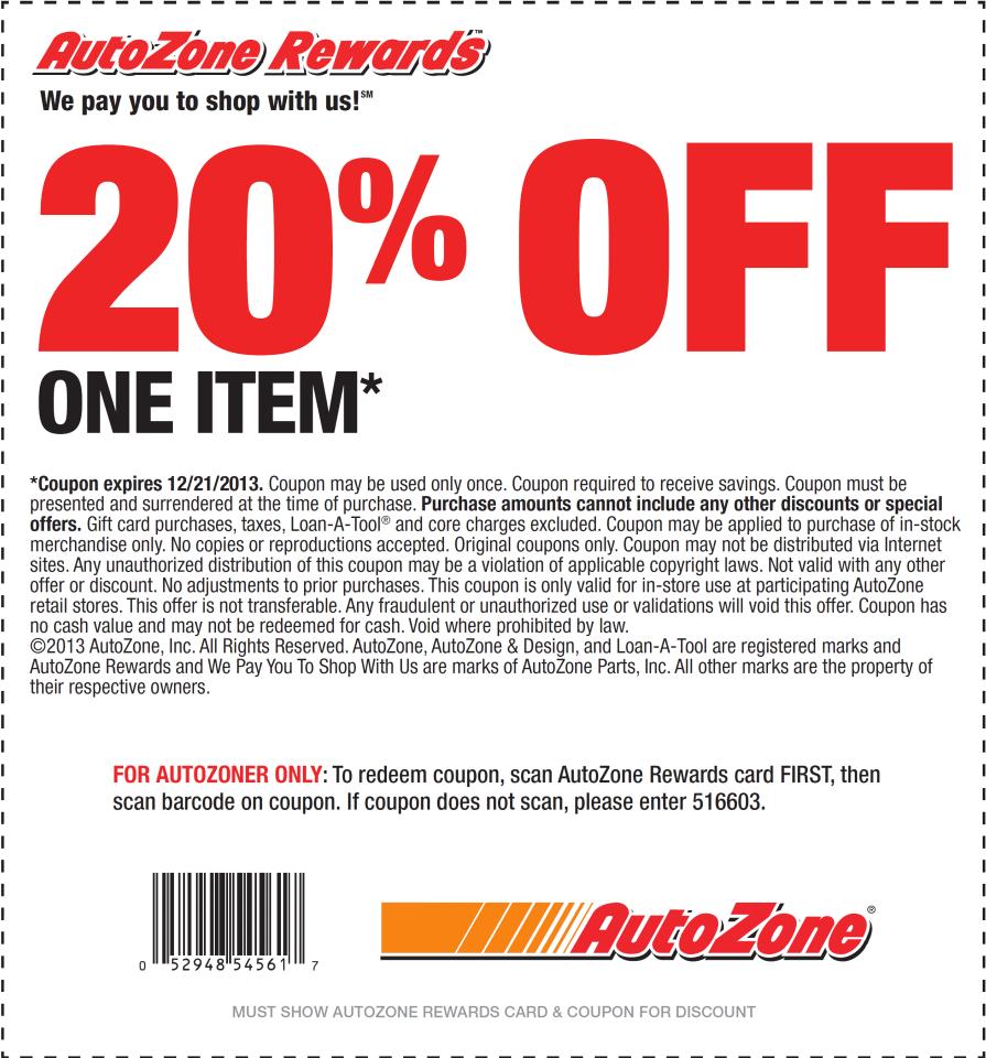 Autozone Coupon   Printable Coupons   Printable Vouchers, Printable - Free Printable Coupons For Dsw Shoes