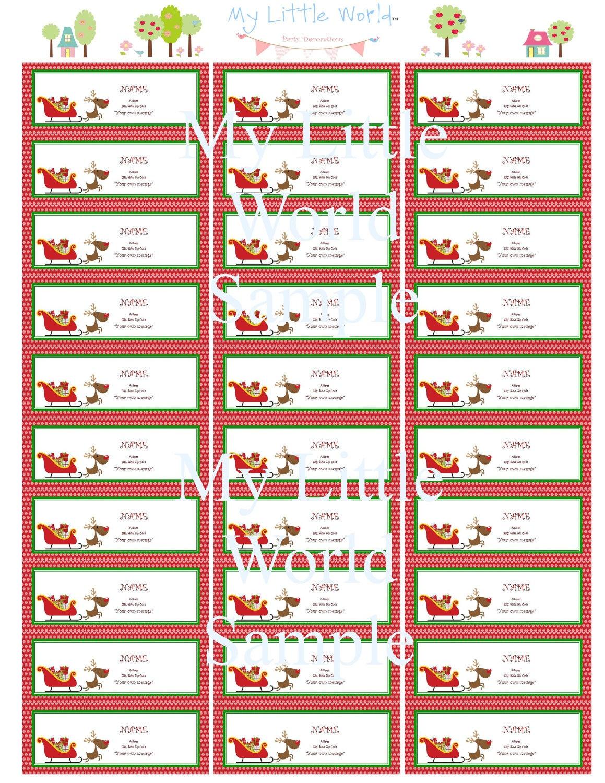 Avery Holiday Label - Kaza.psstech.co - Free Printable Christmas Address Labels Avery 5160