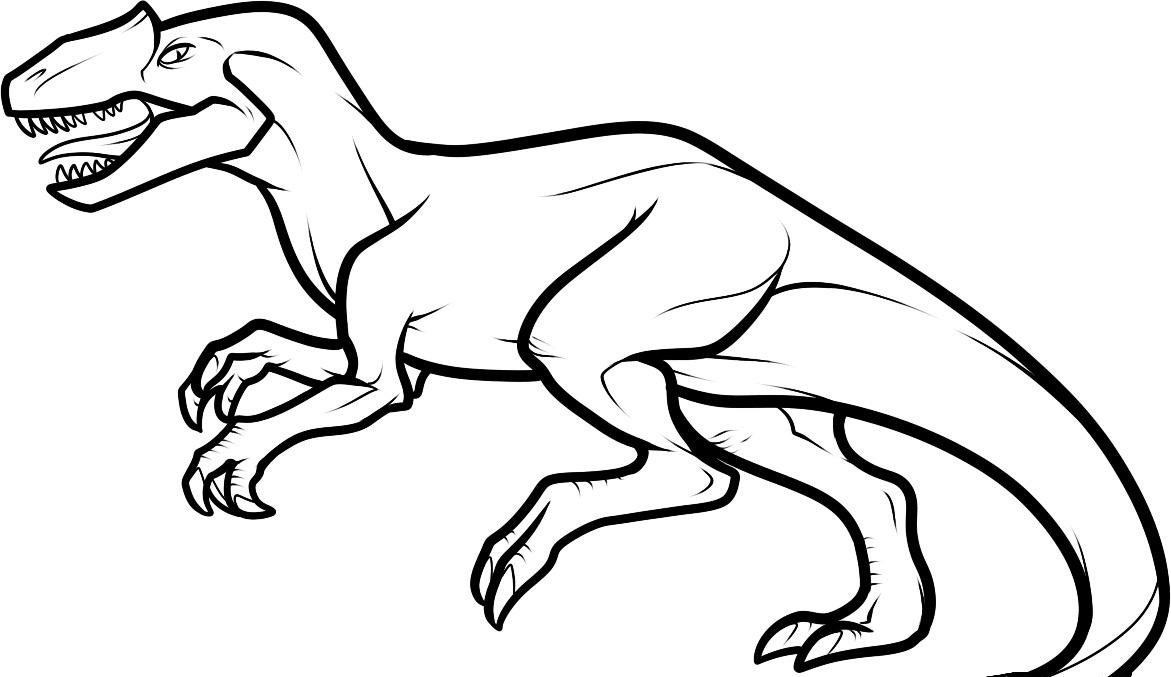 Baby Dinosaur Coloring Pages | Free Download Best Baby Dinosaur - Free Printable Dinosaur Coloring Pages