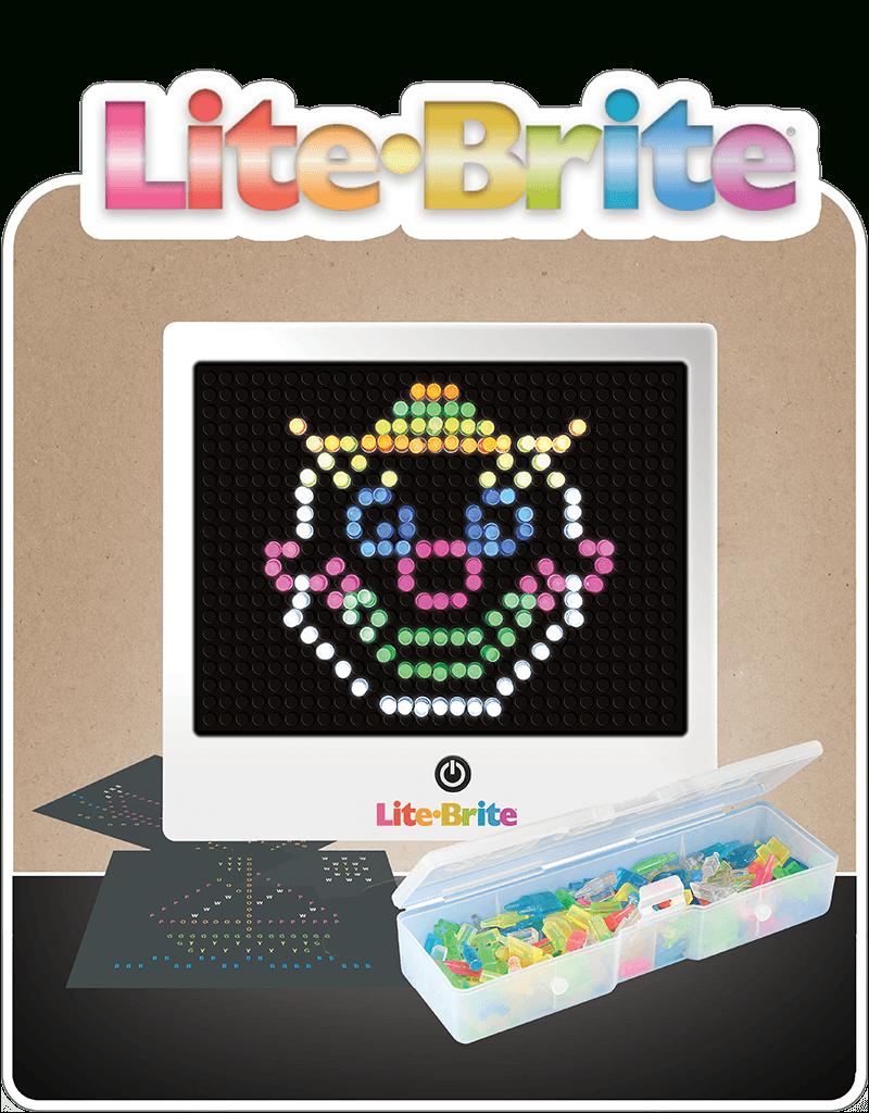 Basic Fun - Lite Brite - Lite Brite Printable Patterns Free