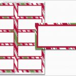 Beautiful Christmas Address Labels Free Templates | Best Of Template – Free Printable Christmas Address Labels Avery 5160
