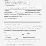Best Photos Of Temporary Custody Forms – Free Printable Temporary   Free Printable Temporary Guardianship Form