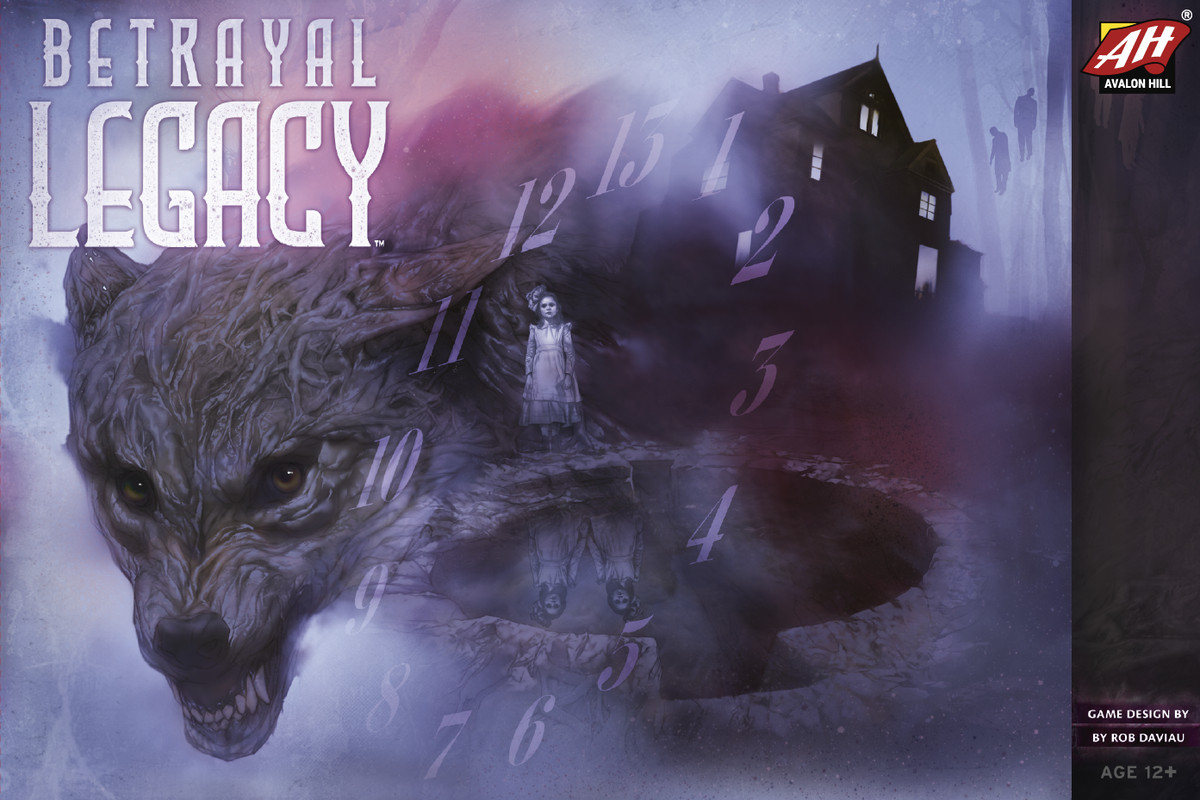 Betrayal Legacy Review: Board Game Puts The Focus Back On Narrative - Over The Hill Games Free Printable