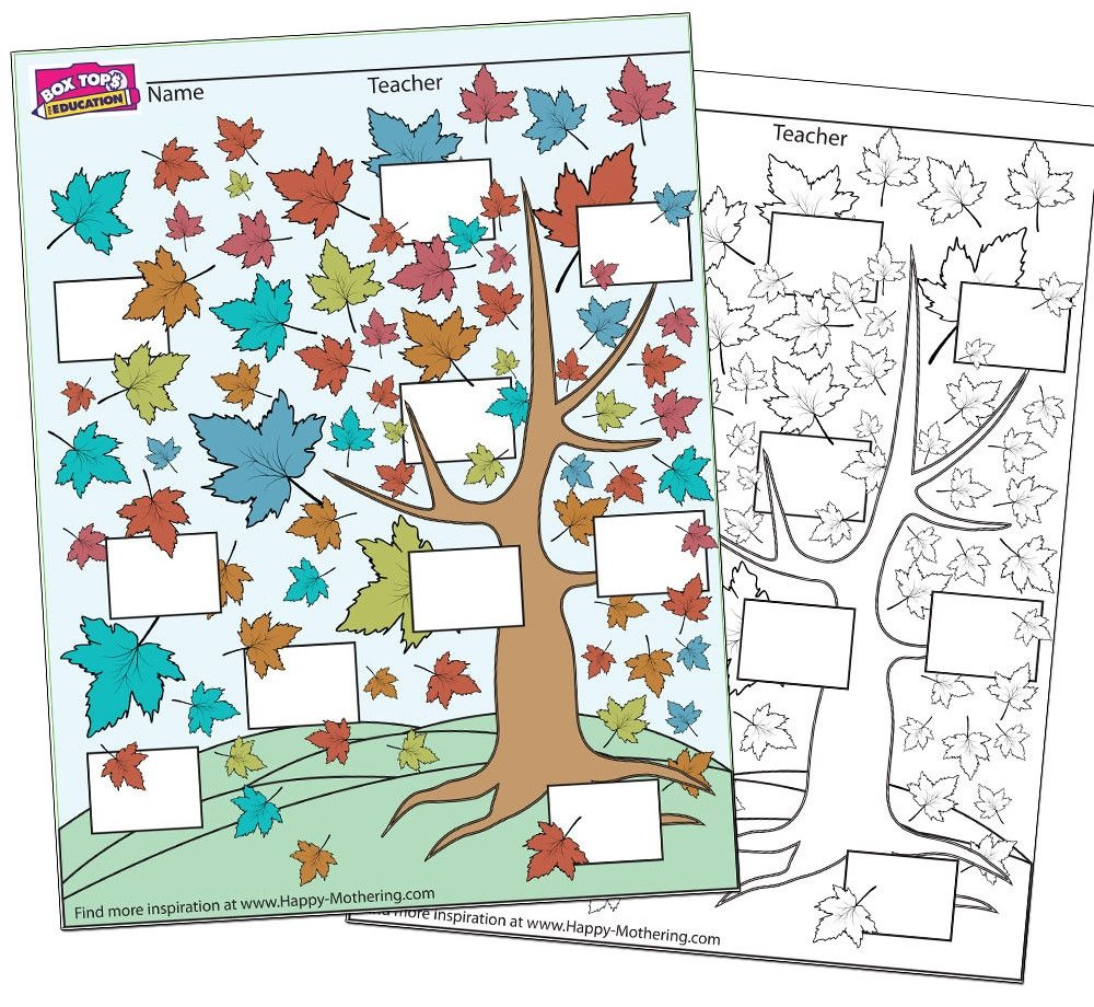 Box Tops For Education Collection Sheet   Box Tops   Box Tops, Box - Free Printable Box Tops For Education