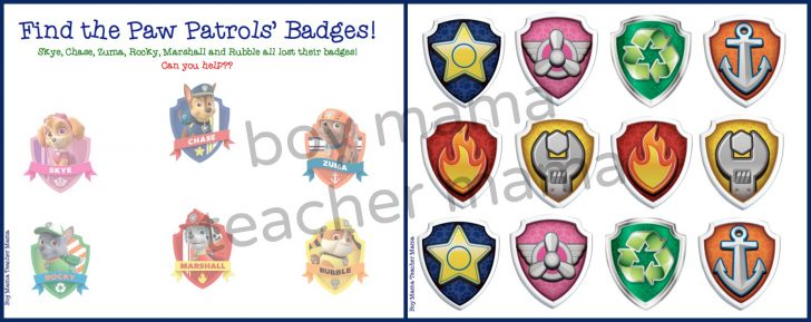 Free Printable Badges