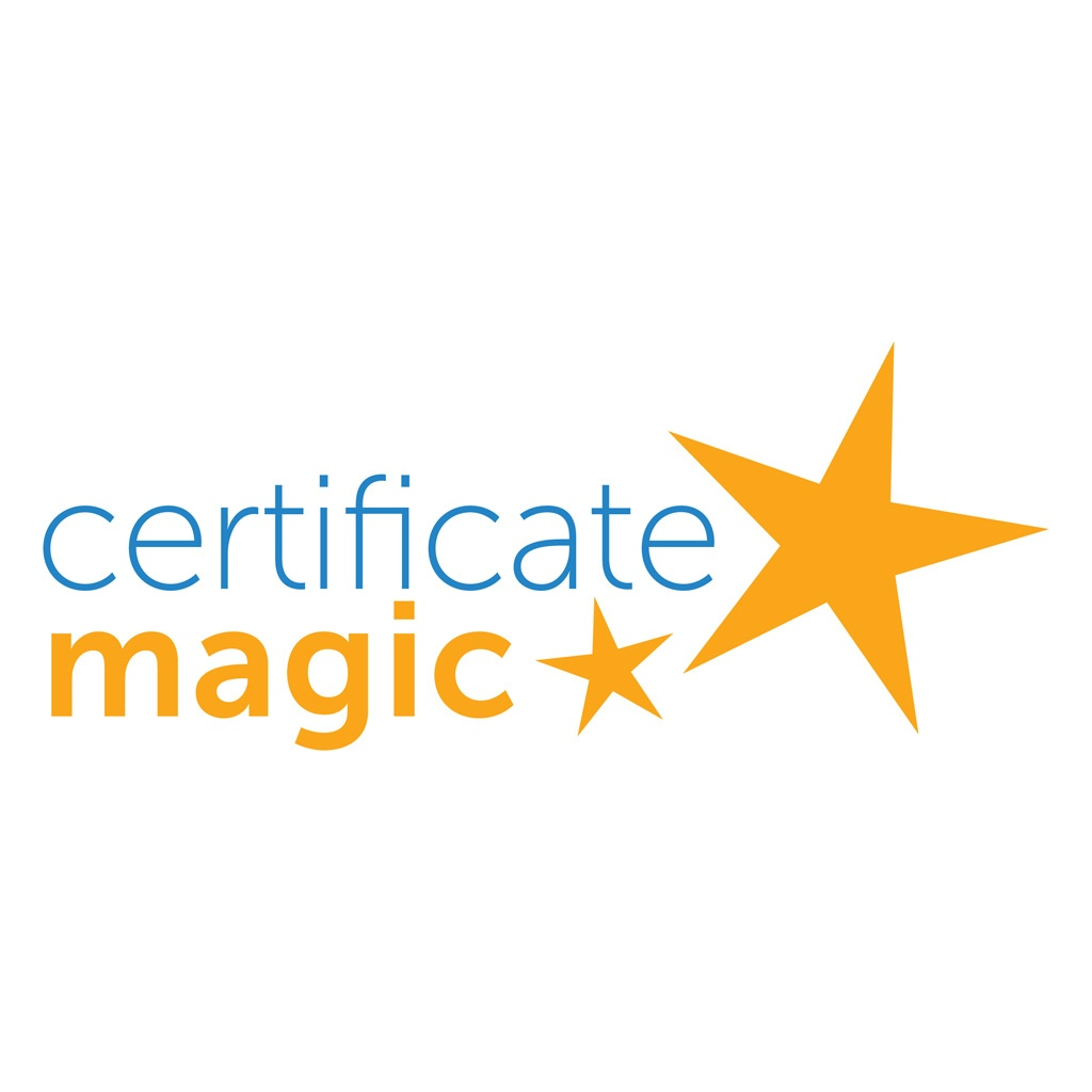 Certificate Magic - Free Certificate Generator - Free Customizable Printable Certificates Of Achievement