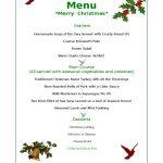 Christmas Menu Template   17 Free Templates In Pdf, Word, Excel Download   Free Printable Menu Templates Word