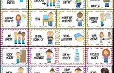Classroom Jobs Printable   Water Patrol (2), Caboose, Message – Preschool Classroom Helper Labels Free Printable