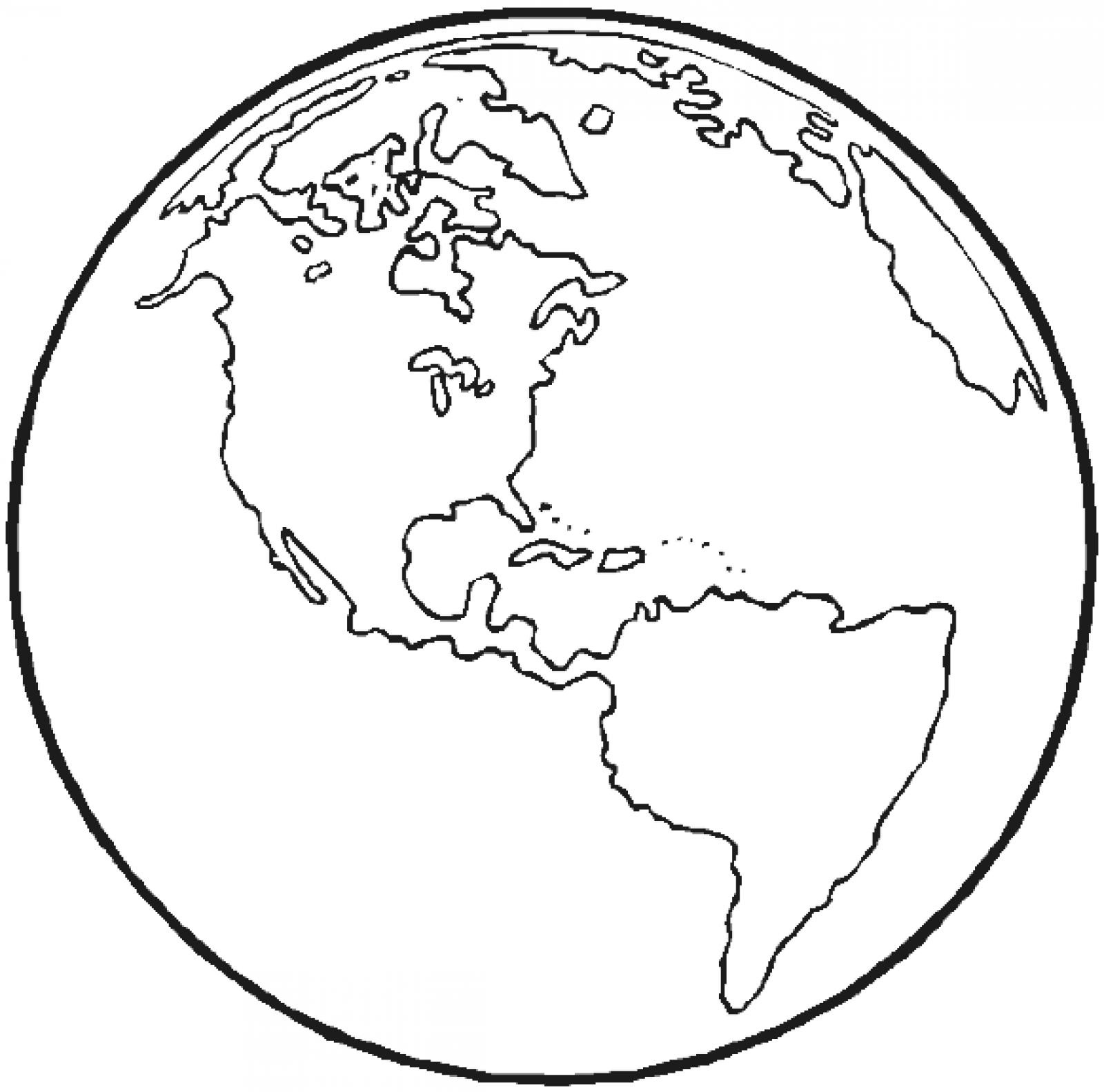 Coloring ~ Earth Coloring Sheet The Page Sun And Moon Planet Pages - Earth Coloring Pages Free Printable