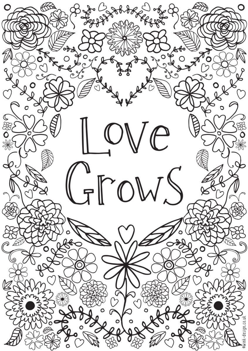 Coloring Pages Ideas: Free Printable Colouring Pages Inspirational - Free Printable Inspirational Coloring Pages