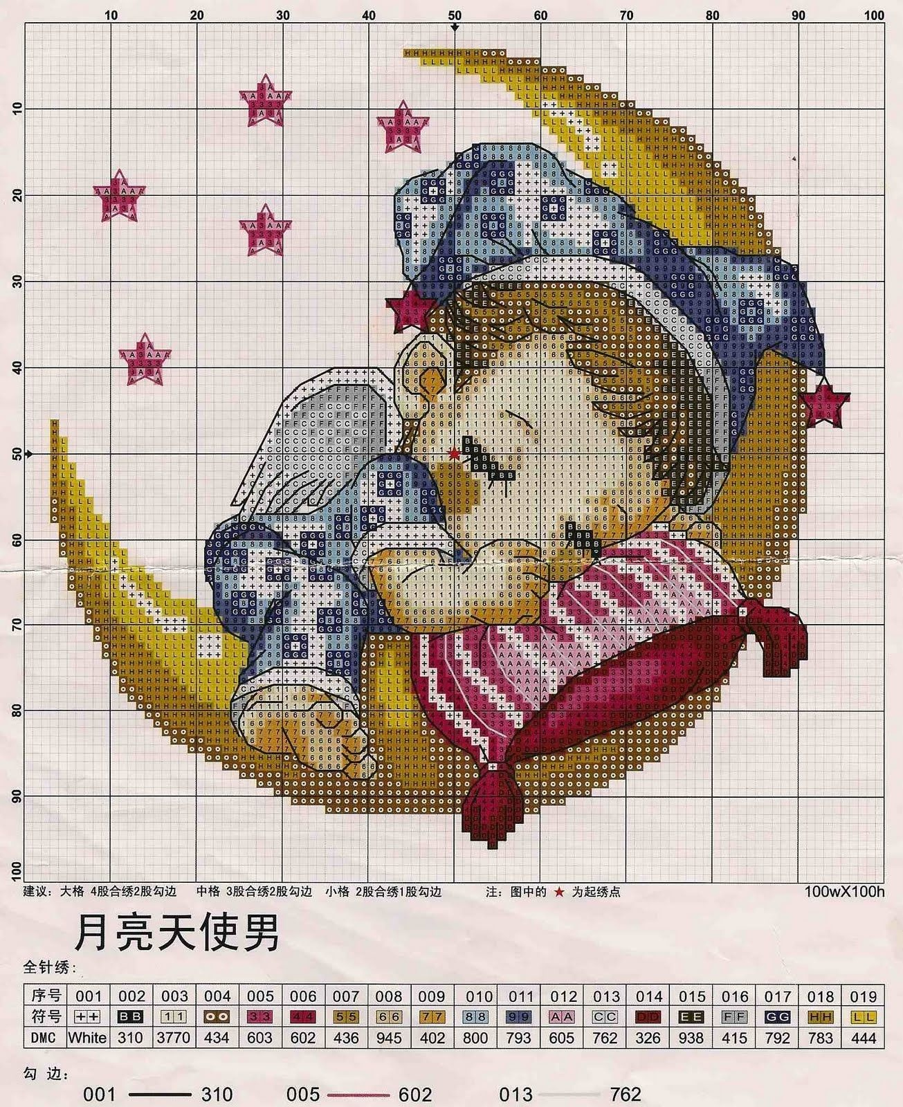 Cross Stitch Patterns Free Printable   How To Cross Stitch! & Happy - Needlepoint Patterns Free Printable
