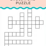 Crossword Puzzle Generator | Create And Print Fully Customizable   Free Make Your Own Crosswords Printable