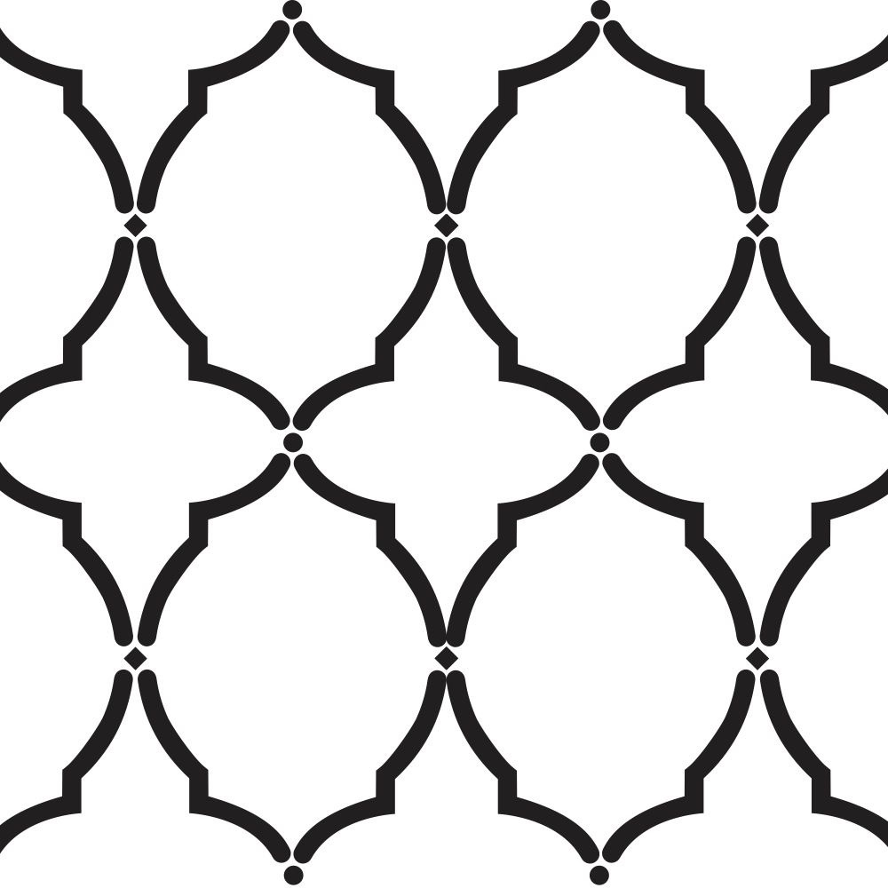 Damask Stencil Printable Free | Simply Awesome Stencils | Stencils - Free Printable Moroccan Wall Stencils
