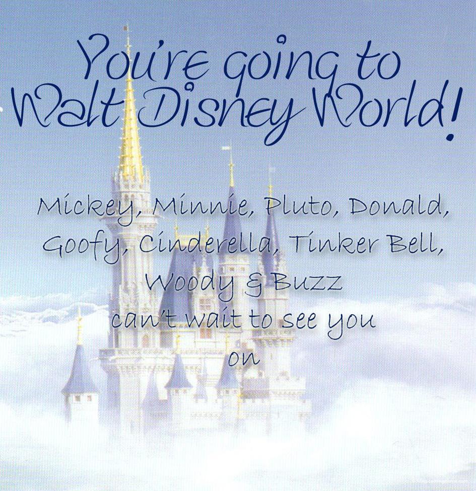 Disney Printable Trip And Event Invitations Free - Free Printable Disney Invitations