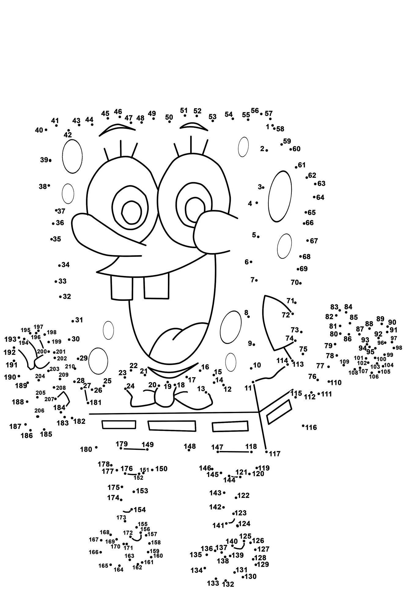 Dot To Dot Printables   Kids Worksheets Printable   Dot To Dot - Free Printable Dot To Dot Easy