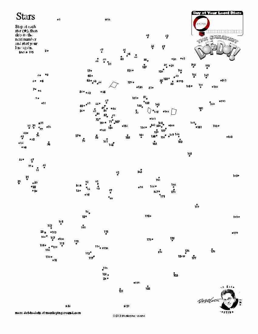 Downloadable Dot-To-Dot Puzzles   Dot To Dot   Dot To Dot Puzzles - Free Printable Dot To Dot Puzzles