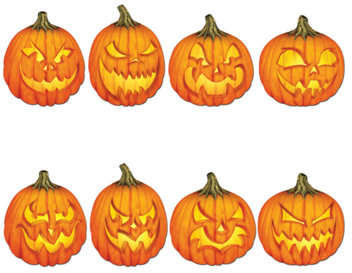 Easy Spooky Jack O'lantern Patterns | Haunted Halloween | Halloween - Jack O Lantern Patterns Free Printable