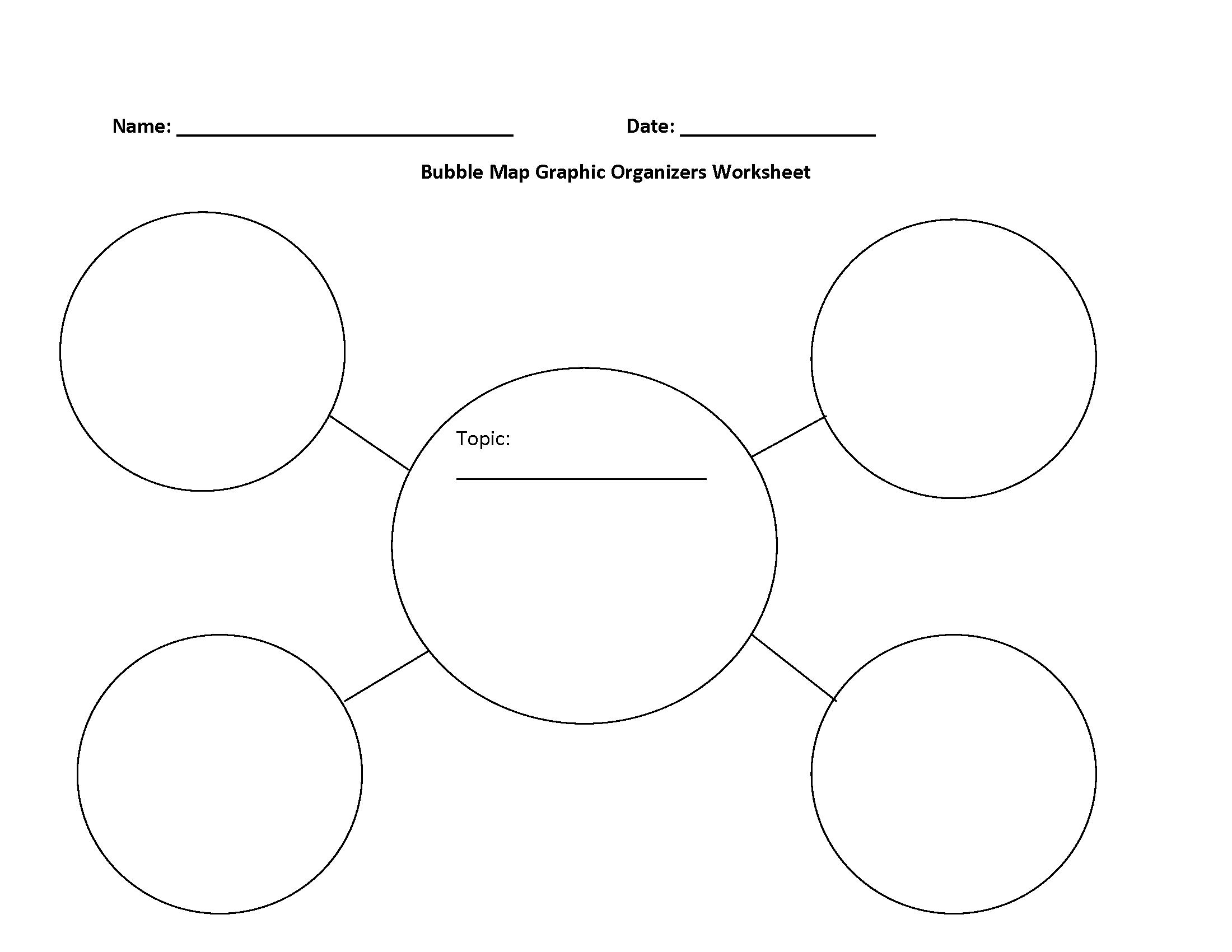 Englishlinx | Graphic Organizers Worksheets - Free Printable Graphic Organizers