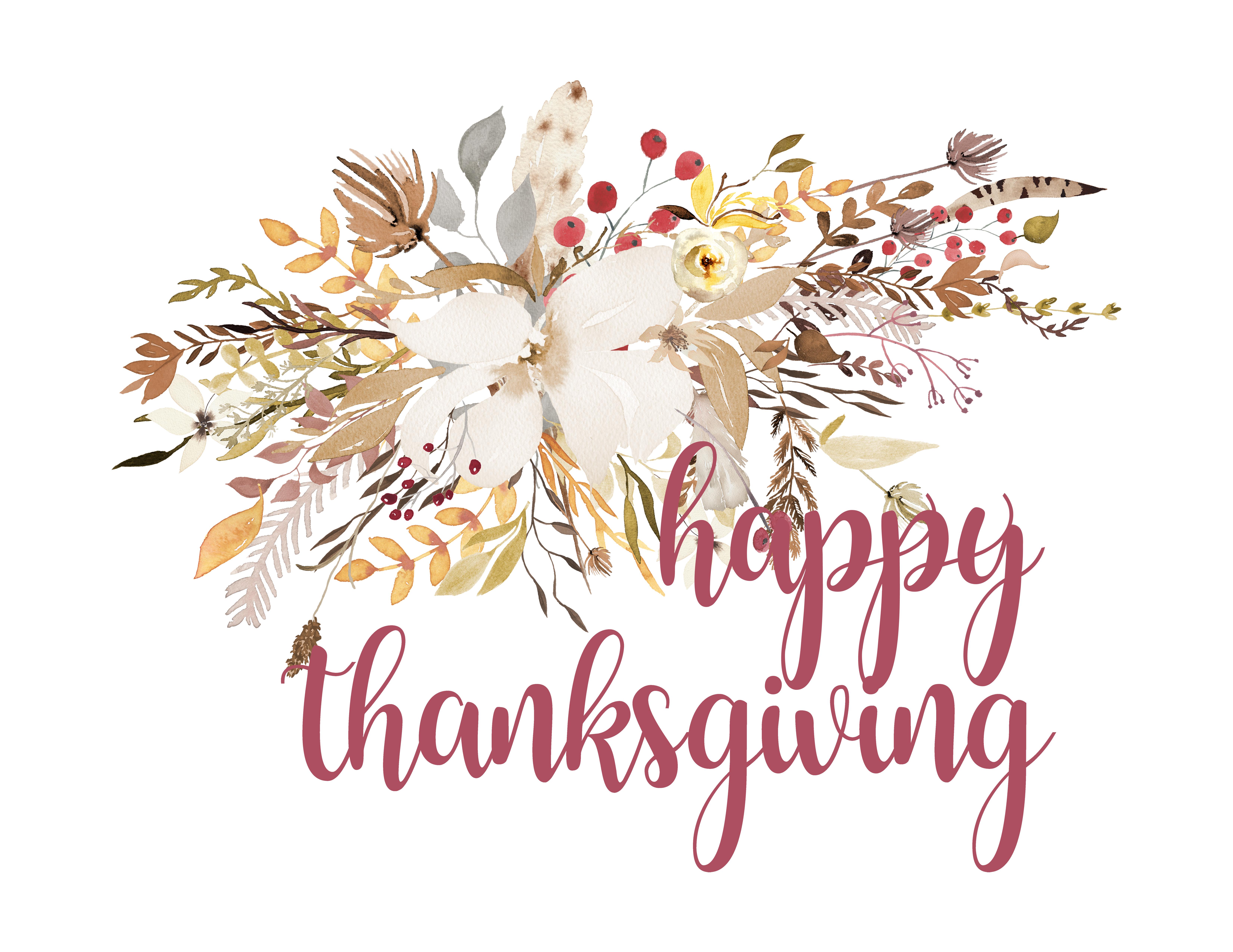 Fall And Thanksgiving Printables - Free Printable Thanksgiving Graphics