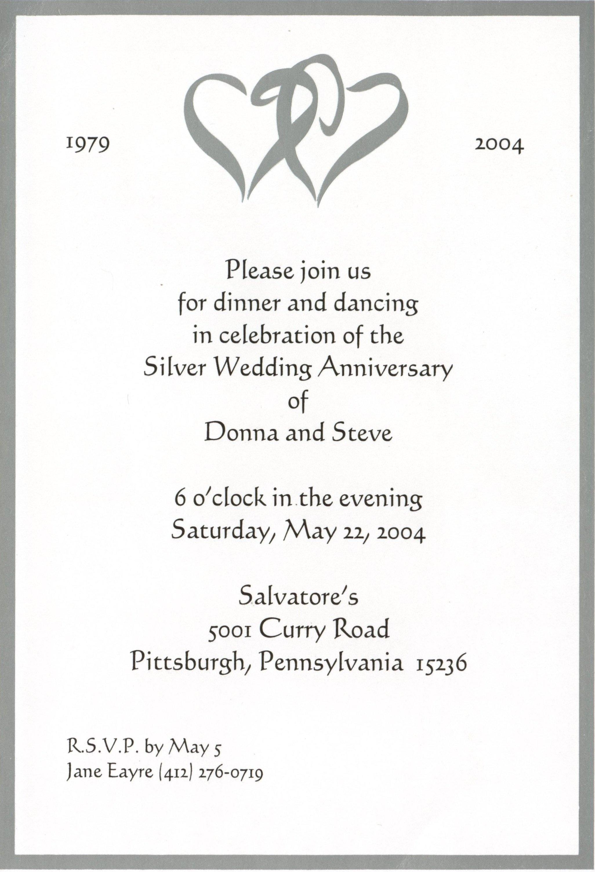 Free Anniversary Invitation Cliparts, Download Free Clip Art, Free - Free Printable 60Th Wedding Anniversary Invitations