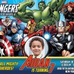 Free Avengers Birthday Invitation   Dioskouri Designs   Avengers Party Invitations Printable Free