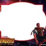 Free Avengers Infinity Wars Birthday Invitation Templates   All   Avengers Party Invitations Printable Free