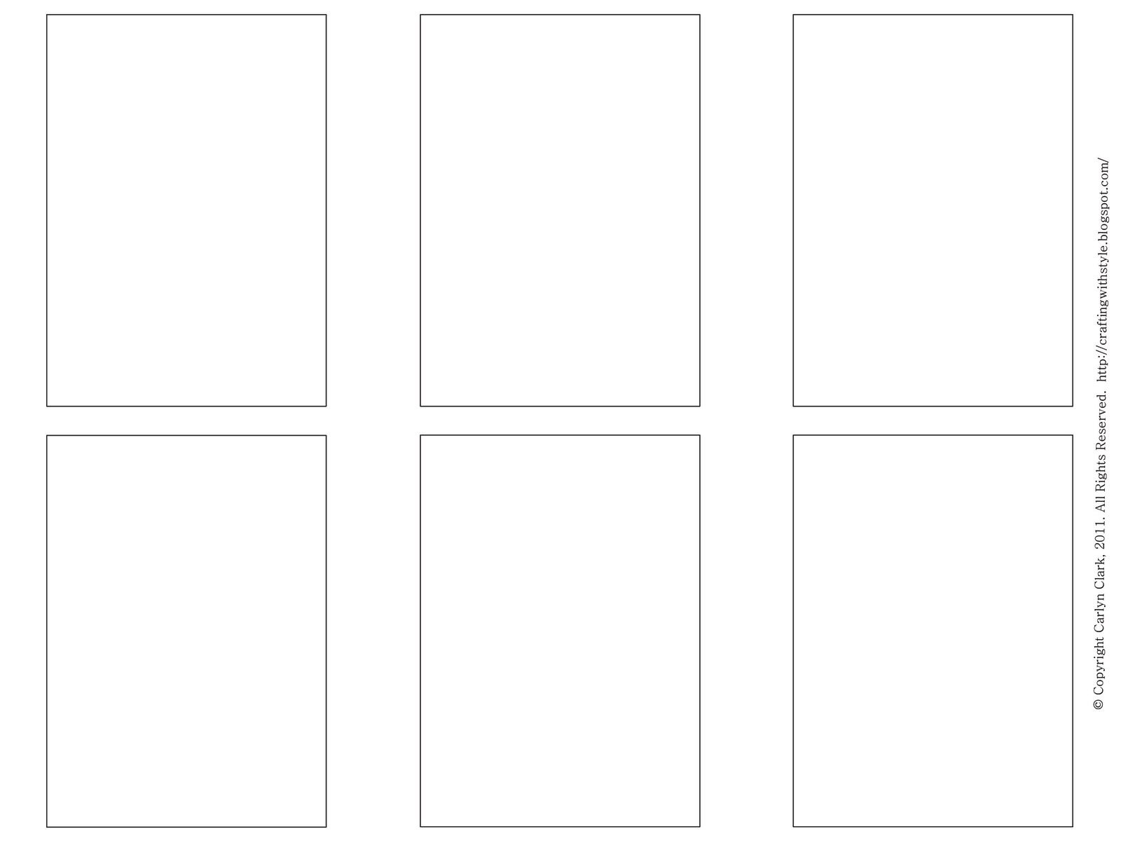 Free Blank Business Card Templates | Free Atc Templates And Artwork - Free Printable Blank Business Cards