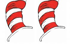 Free Cat In The Hat Bow Tie Template, Download Free Clip Art, Free – Free Printable Dr Seuss Hat Template