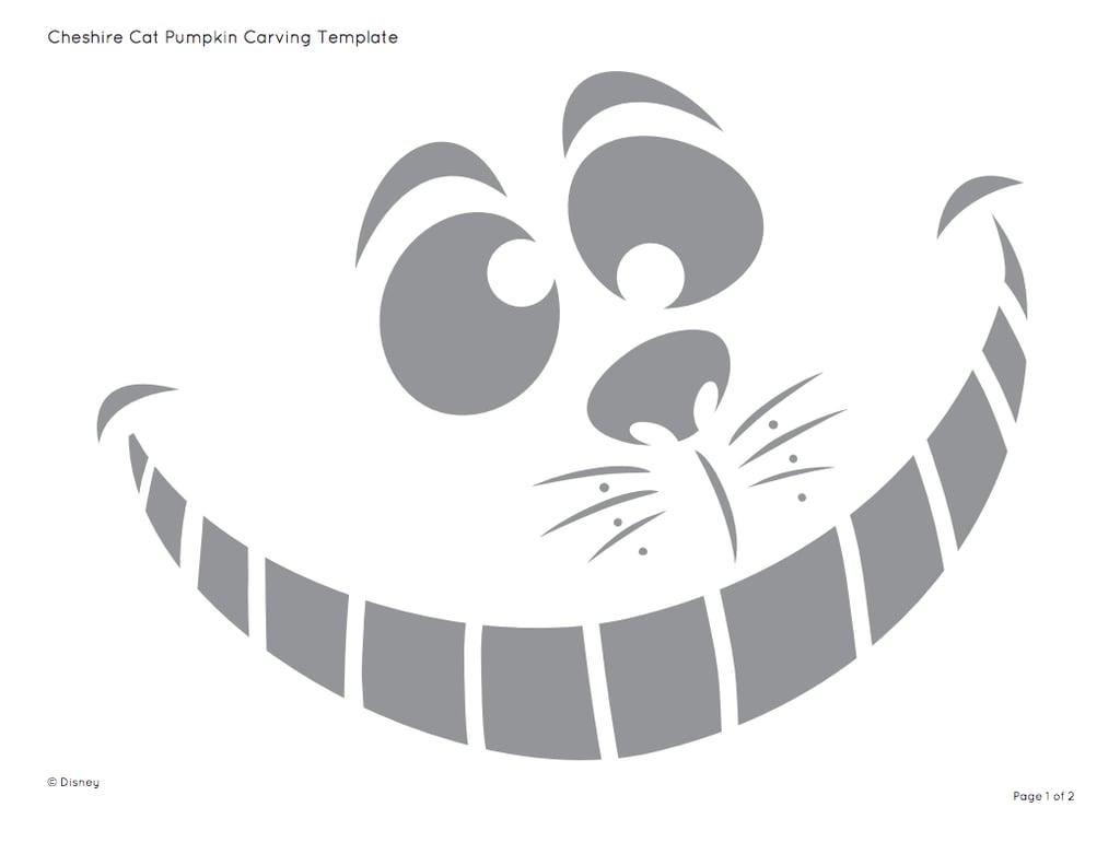 Free Disney Pumpkin Stencils   Popsugar Smart Living - Free Printable Lightning Mcqueen Pumpkin Stencil